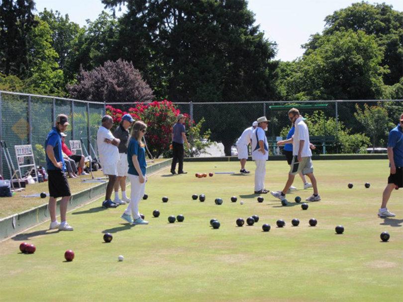 SIBO Tournament @ Victoria Lawn Bowlilng Club