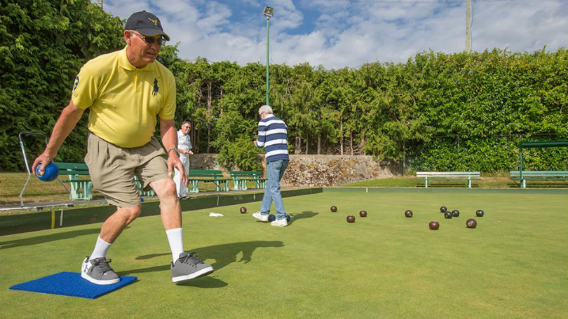 Men's League @ Victoria Lawn Bowling Club