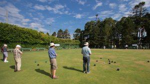 Men's League @ Victoria Lawn Bowling Club