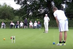 Croquet Open Play @ Victoria Lawn Bowling Club