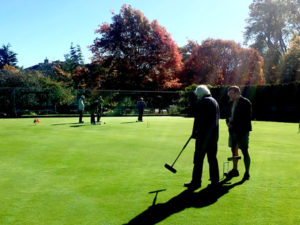 Snake in the Grass Croquet Tournament @ Victoria Lawn Bowling Club
