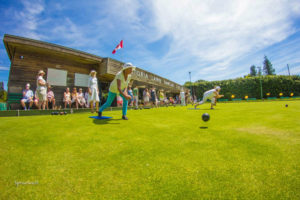 Interclub Novice Women's League @ Victoria Lawn Bowling Club