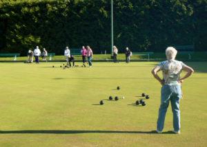 Weekday Draw @ Victoria Lawn Bowling Club