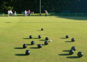 Loonie Fun Draw @ Victoria Lawn Bowling Club