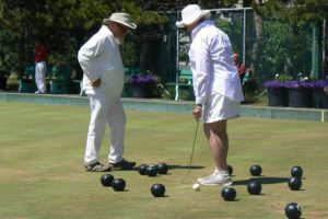 Honorary Presidents Cup @ Victoria Lawn Bowling Club