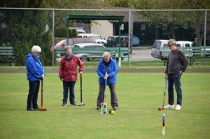 Croquet Open Play @ Victoria Lawn Bowling Club