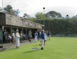 Scotch Pairs Tournament @ victoria lawn bowling club