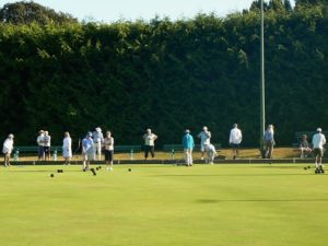 Bowling Late Afternoon Draw @ Victoria Lawn Bowling Club