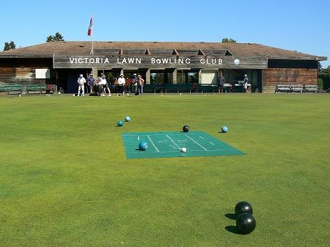 Drill Sessions @ Victoria Lawn Bowling Club