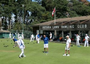Men's Singles Tournament @ victoria lawn bowling club